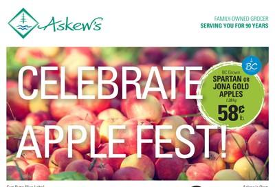 Askews Foods Flyer September 22 to 28