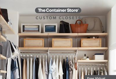 The Container Store Weekly Ad Flyer December 26 to February 23