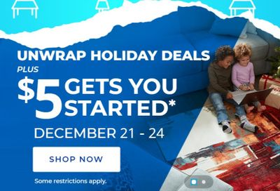 Aaron's Weekly Ad Flyer December 21 to December 24