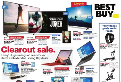 Best Buy Flyer January 3 to 9