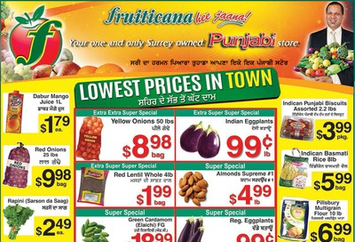 Fruiticana (BC) Flyer January 3 to 8