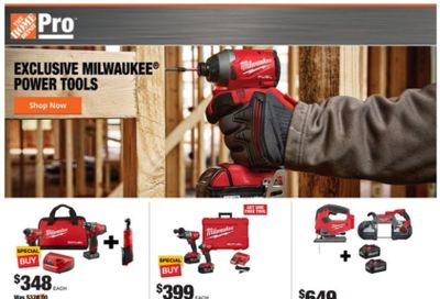 The Home Depot Weekly Ad Flyer December 21 to December 28