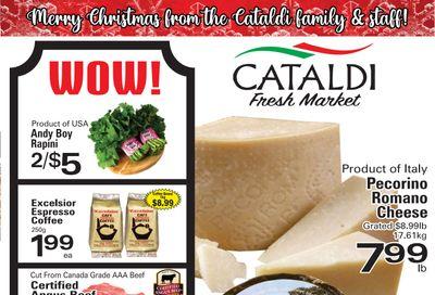 Cataldi Fresh Market Flyer December 23 to 29