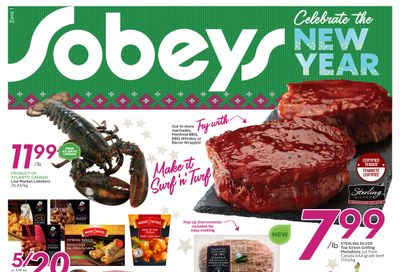 Sobeys (ON) Flyer December 26 to January 1