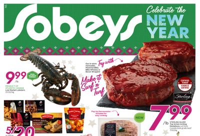 Sobeys (NS) Flyer December 26 to January 1