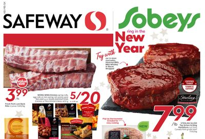Sobeys (West) Flyer December 26 to January 1