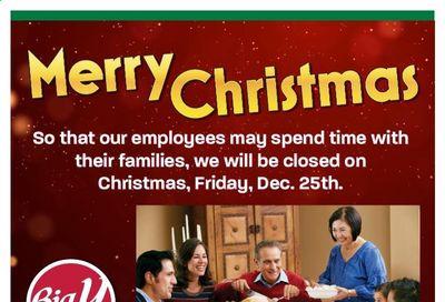 Big Y (CT, MA) Weekly Ad Flyer December 24 to December 31