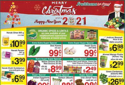 Fruiticana (BC) Flyer December 24 to 30