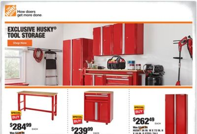 The Home Depot Weekly Ad Flyer December 24 to December 31