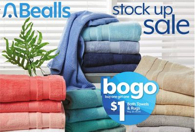 Bealls Florida Weekly Ad Flyer December 25 to January 5