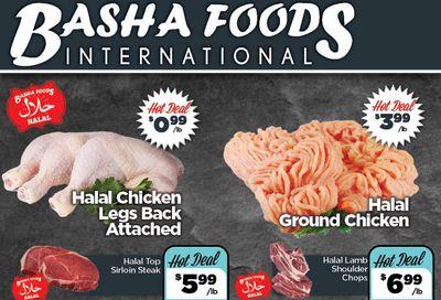 Basha Foods International Flyer December 25 to January 7