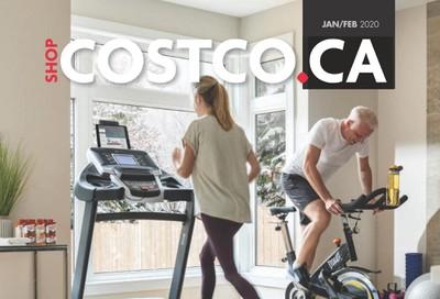 Costco Online Catalogue January 1 to February 29