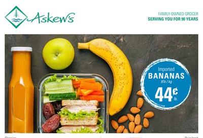 Askews Foods Flyer January 5 to 11
