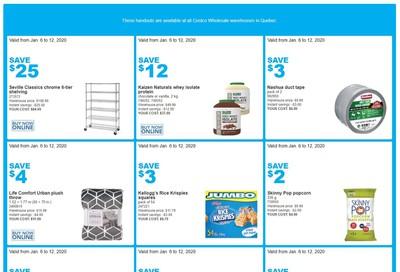 Costco (QC) Weekly Savings January 6 to 12