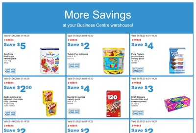 Costco Business Centre (Scarborough, ON) Instant Savings Flyer January 6 to 19