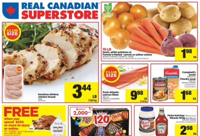 Real Canadian Superstore (ON) Flyer September 26 to October 2