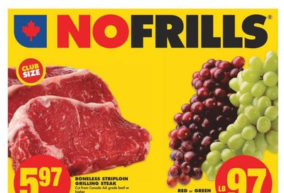 No Frills (ON) Flyer September 26 to October 2