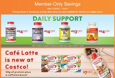 Costco Weekly Ad Flyer December 26 to January 24