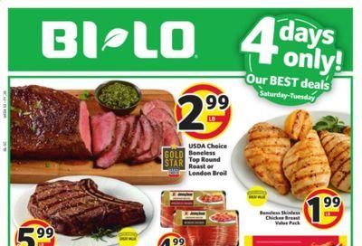 BI-LO Weekly Ad Flyer December 26 to December 29