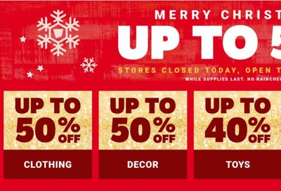 Tractor Supply Co. Weekly Ad Flyer December 26 to January 2