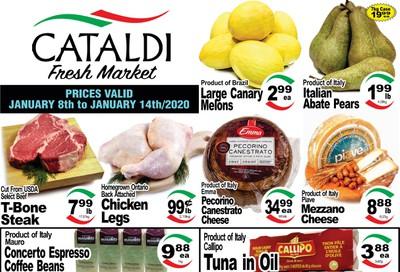 Cataldi Fresh Market Flyer January 8 to 14