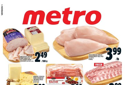 Metro (ON) Flyer January 9 to 15