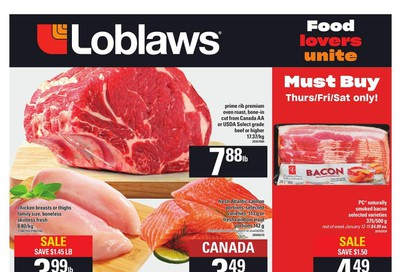 Loblaws (ON) Flyer January 9 to 15