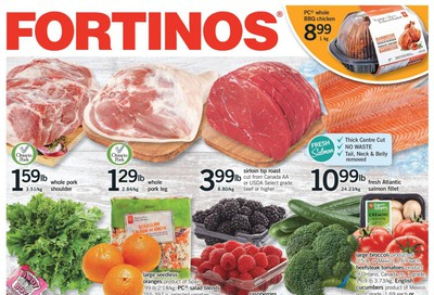 Fortinos Flyer January 9 to 15