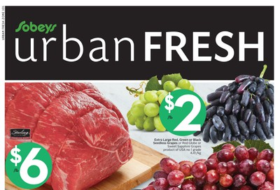 Sobeys Urban Fresh Flyer September 26 to October 2