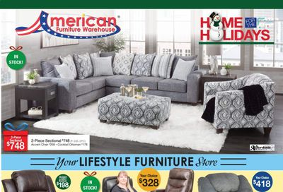 American Furniture Warehouse (TX) Weekly Ad Flyer December 27 to January 2