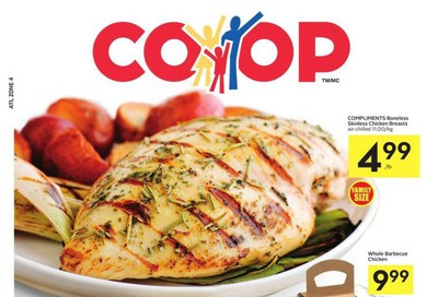Foodland Co-op Flyer January 9 to 15
