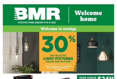 BMR Flyer January 8 to 14