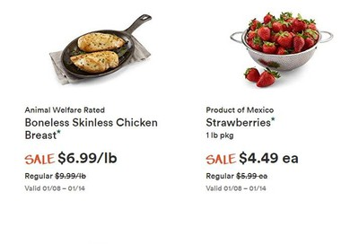 Whole Foods Market (West) Flyer January 8 to 14