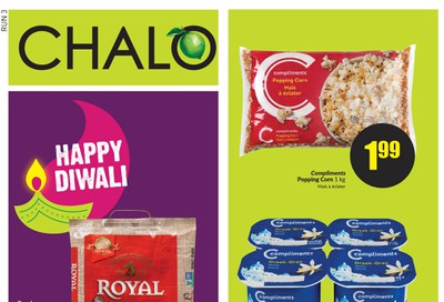 Chalo! FreshCo Flyer September 26 to October 2
