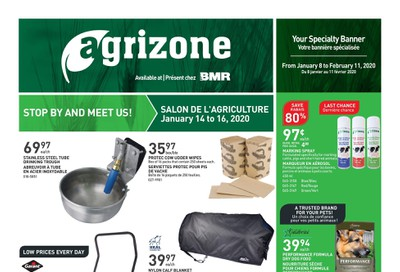 BMR Agrizone Flyer January 8 to February 11