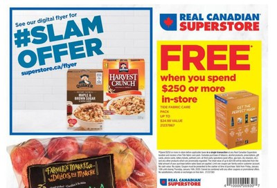 Real Canadian Superstore (West) Flyer January 10 to 16