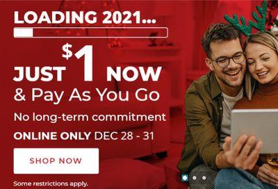 Aaron's Weekly Ad Flyer December 28 to December 31