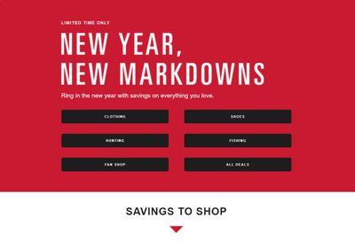 SCHEELS Weekly Ad Flyer December 29 to January 5