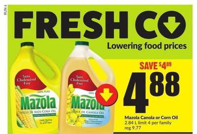 FreshCo (West) Flyer September 26 to October 2