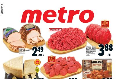 Metro (ON) Flyer January 2 to 6