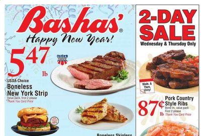 Bashas' (AZ) Weekly Ad Flyer December 30 to January 5