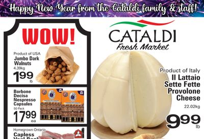 Cataldi Fresh Market Flyer December 29 to January 4