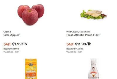 Whole Foods Market (ON) Flyer September 25 to October 1