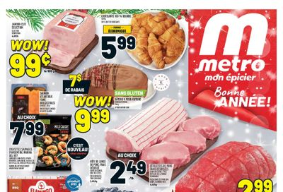 Metro (QC) Flyer December 31 to January 6