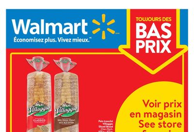 Walmart (QC) Flyer December 31 to January 6