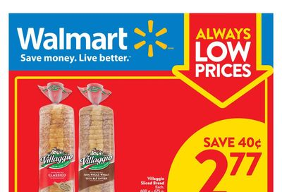 Walmart (Atlantic) Flyer December 31 to January 6