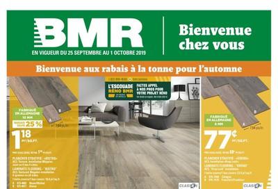 BMR Flyer September 25 to October 1