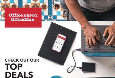 Office DEPOT Weekly Ad Flyer December 31 to January 7