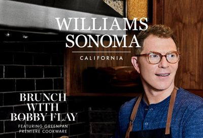 Williams-Sonoma Weekly Ad Flyer December 31 to January 7