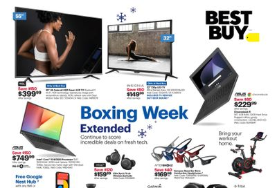 Best Buy Flyer January 1 to 7